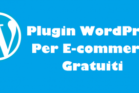 Plugin E-commerce: gratuiti per WordPress